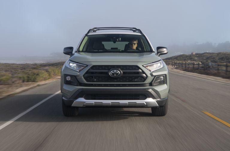 2019 Toyota RAV4 Adventure - Lunar rock 520506