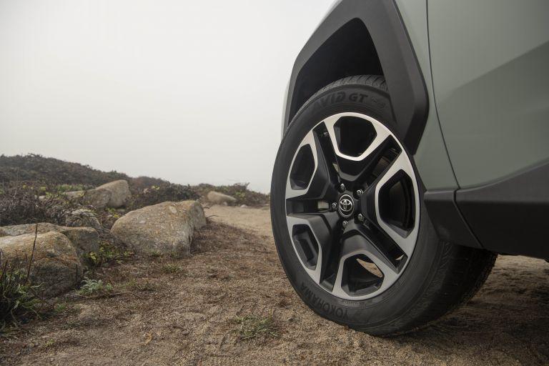 2019 Toyota RAV4 Adventure - Lunar rock 520513