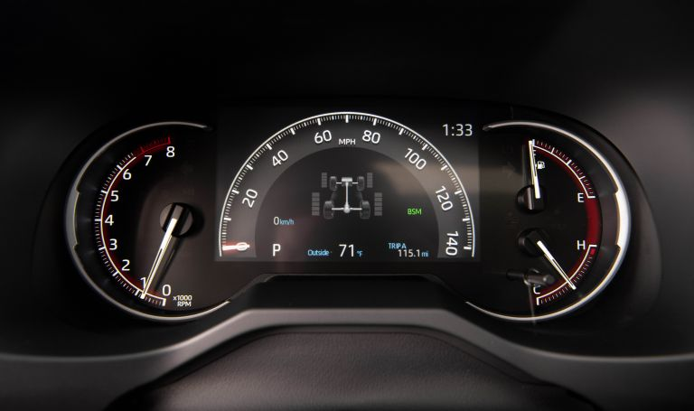 2019 Toyota RAV4 Adventure - Lunar rock 520579
