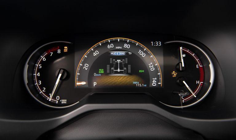 2019 Toyota RAV4 Adventure - Lunar rock 520580