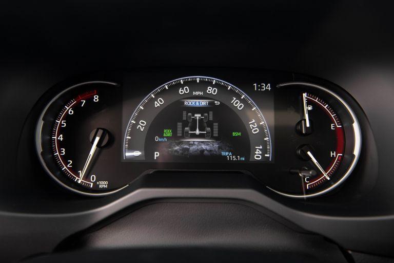 2019 Toyota RAV4 Adventure - Lunar rock 520581