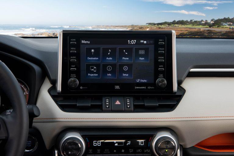 2019 Toyota RAV4 Adventure - Lunar rock 520583