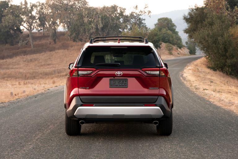 2019 Toyota RAV4 Adventure - Ruby flare pearl 520625