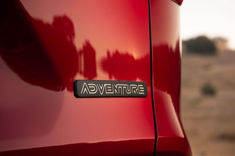 2019 Toyota RAV4 Adventure - Ruby flare pearl 520632