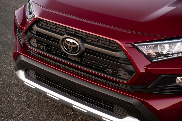 2019 Toyota RAV4 Adventure - Ruby flare pearl 520638