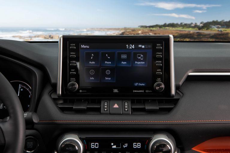 2019 Toyota RAV4 Adventure - Ruby flare pearl 520657