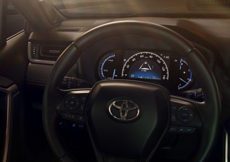 2019 Toyota RAV4 Limited HV - Ruby flare pearl 520732