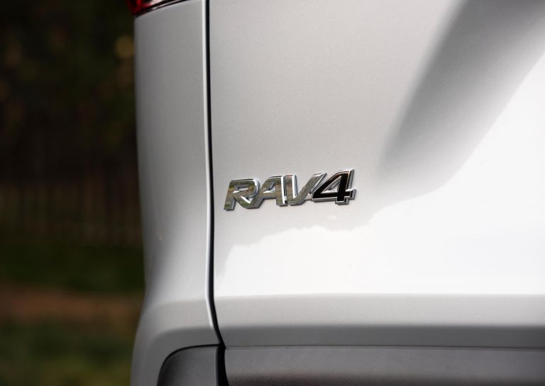 2019 Toyota RAV4 XLE FWD - Silver sky metallic 520803