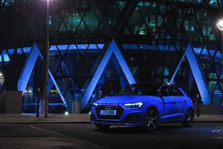 2018 Audi A1 Sportback S-line - UK version 521133