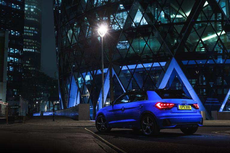 2018 Audi A1 Sportback S-line - UK version 521134
