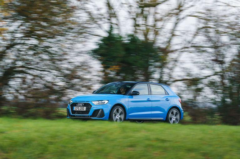 2018 Audi A1 Sportback S-line - UK version 521145