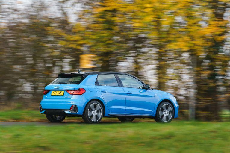 2018 Audi A1 Sportback S-line - UK version 521147