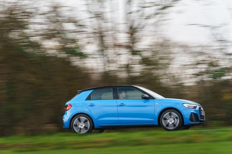 2018 Audi A1 Sportback S-line - UK version 521151