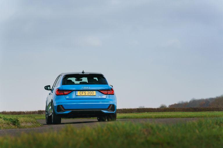 2018 Audi A1 Sportback S-line - UK version 521154