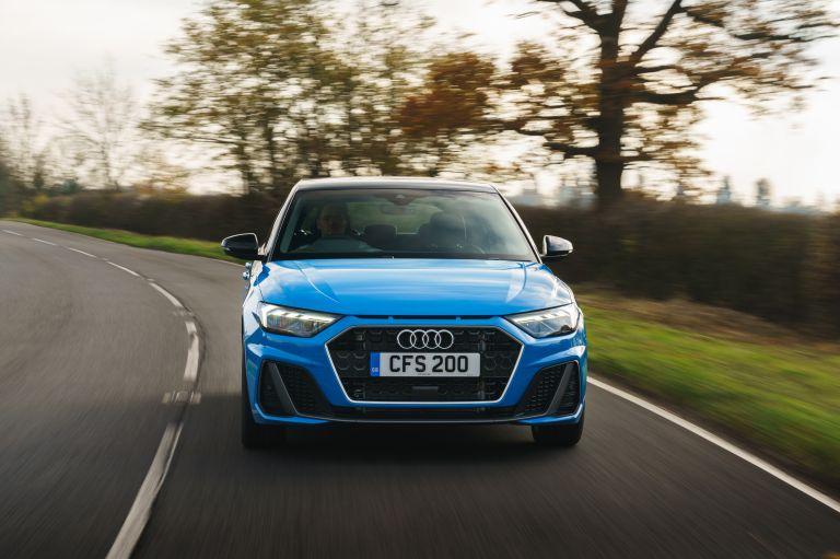 2018 Audi A1 Sportback S-line - UK version 521155