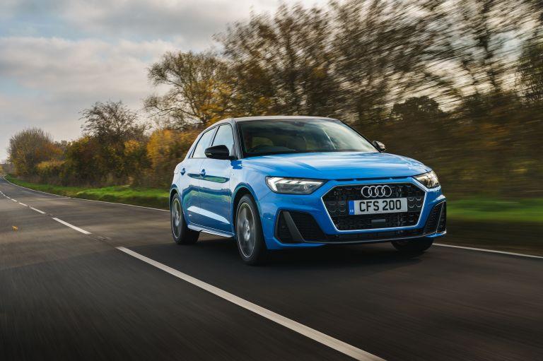 2018 Audi A1 Sportback S-line - UK version 521157