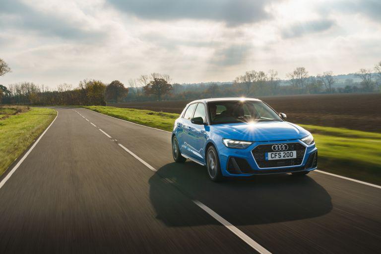 2018 Audi A1 Sportback S-line - UK version 521161