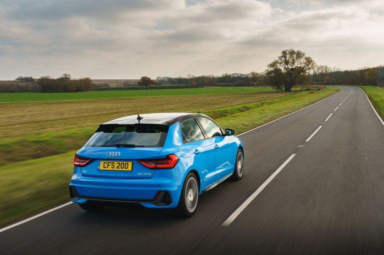 2018 Audi A1 Sportback S-line - UK version 521165