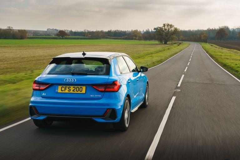 2018 Audi A1 Sportback S-line - UK version 521168