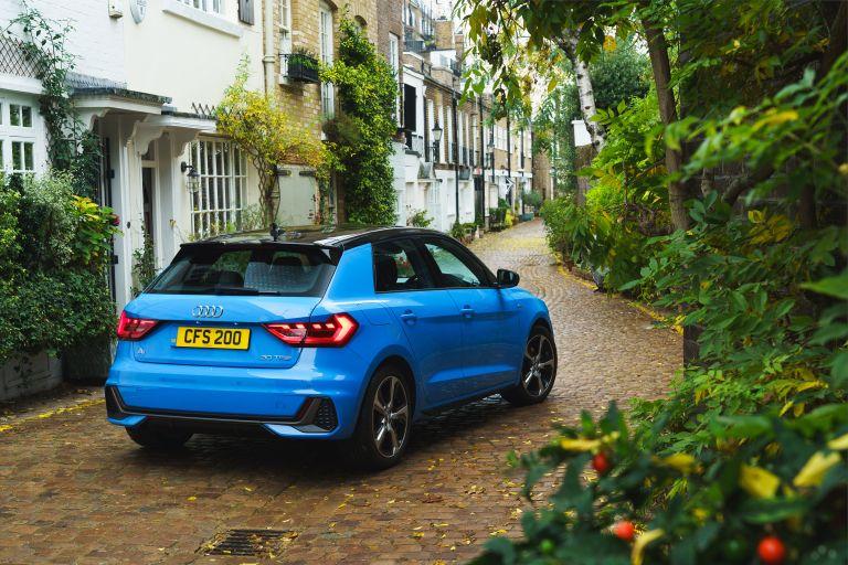 2018 Audi A1 Sportback S-line - UK version 521170