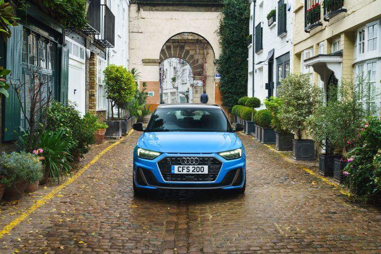 2018 Audi A1 Sportback S-line - UK version 521171