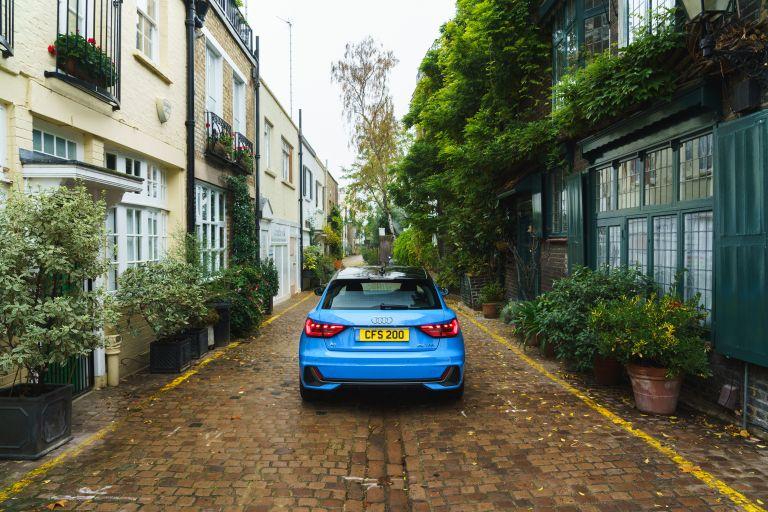2018 Audi A1 Sportback S-line - UK version 521173