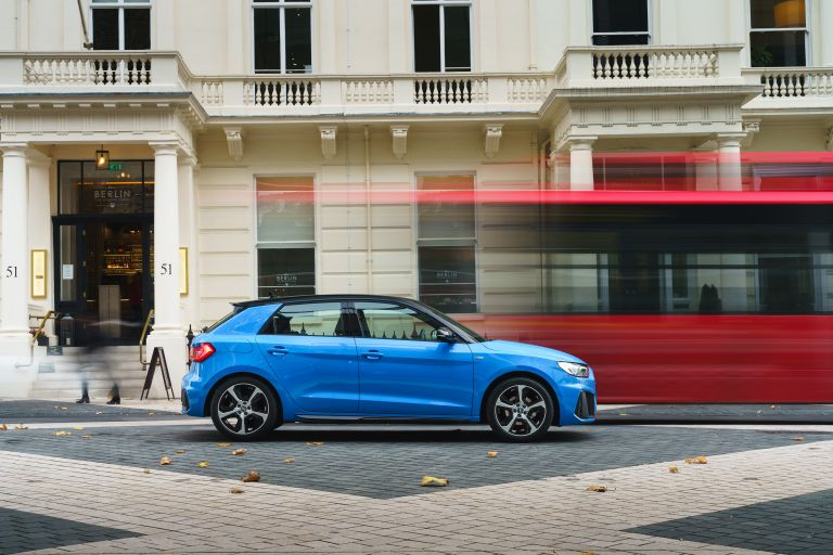 2018 Audi A1 Sportback S-line - UK version 521174