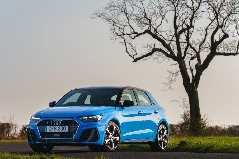 2018 Audi A1 Sportback S-line - UK version 521175
