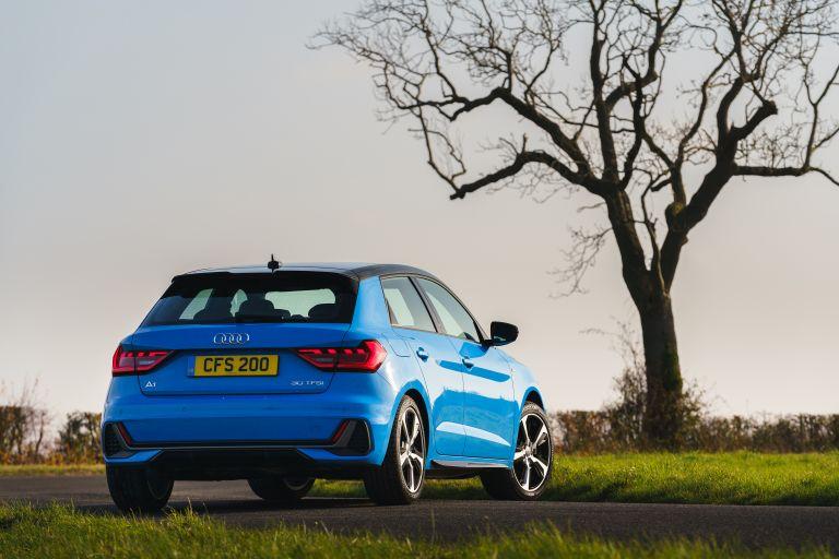 2018 Audi A1 Sportback S-line - UK version 521176