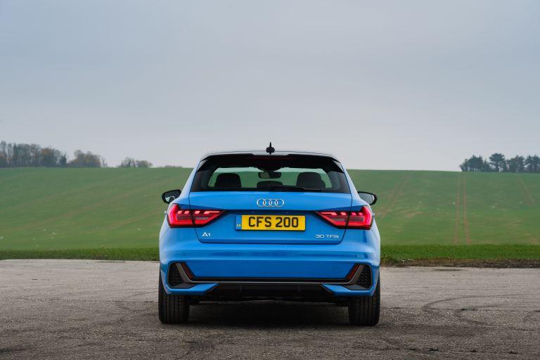 2018 Audi A1 Sportback S-line - UK version 521180