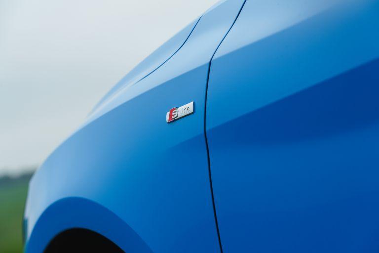 2018 Audi A1 Sportback S-line - UK version 521196