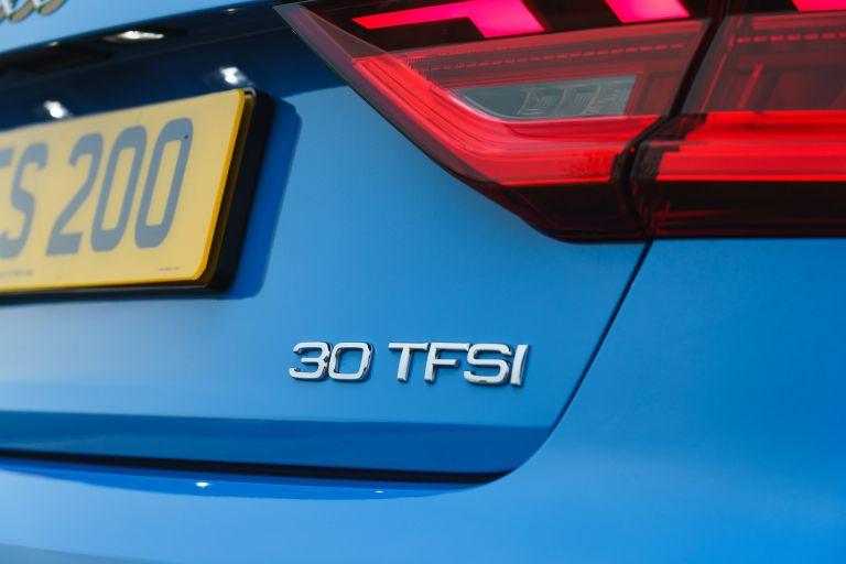 2018 Audi A1 Sportback S-line - UK version 521200