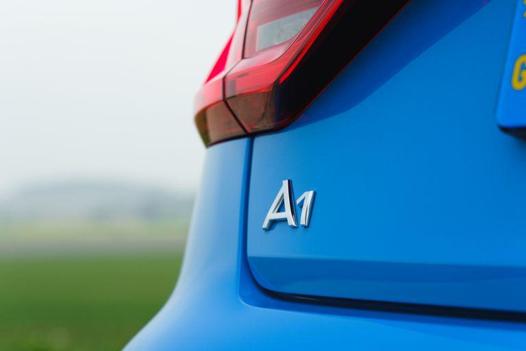 2018 Audi A1 Sportback S-line - UK version 521202