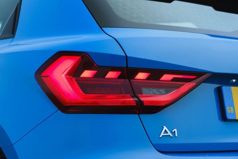 2018 Audi A1 Sportback S-line - UK version 521203