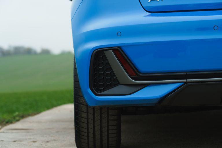 2018 Audi A1 Sportback S-line - UK version 521206