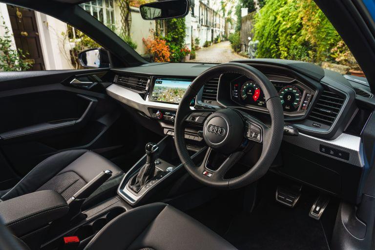 2018 Audi A1 Sportback S-line - UK version 521209