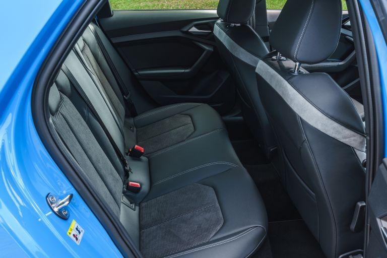 2018 Audi A1 Sportback S-line - UK version 521211