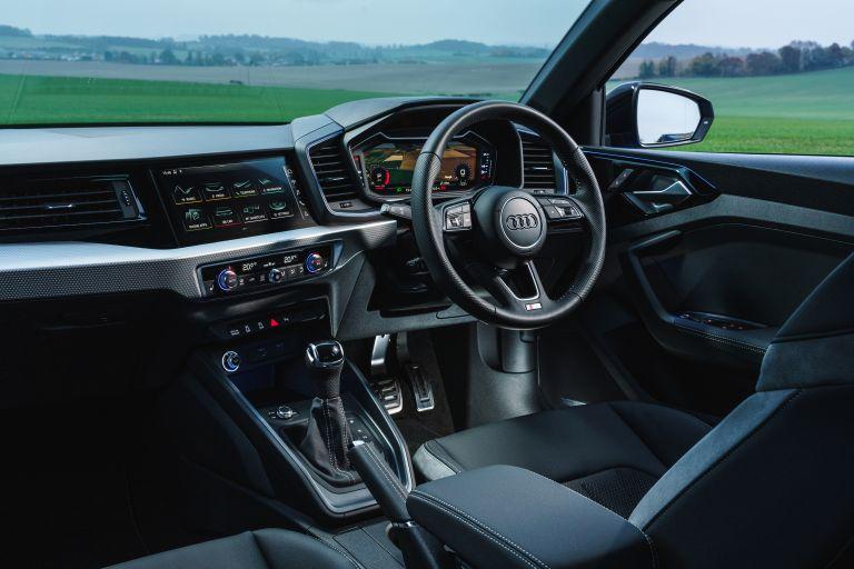 2018 Audi A1 Sportback S-line - UK version 521221