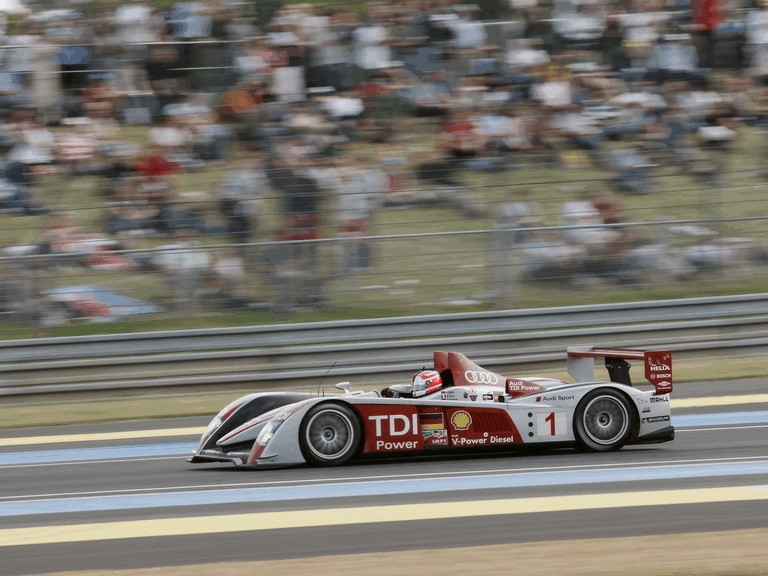 2008 Audi R10 TDI Le Mans Winner 495622