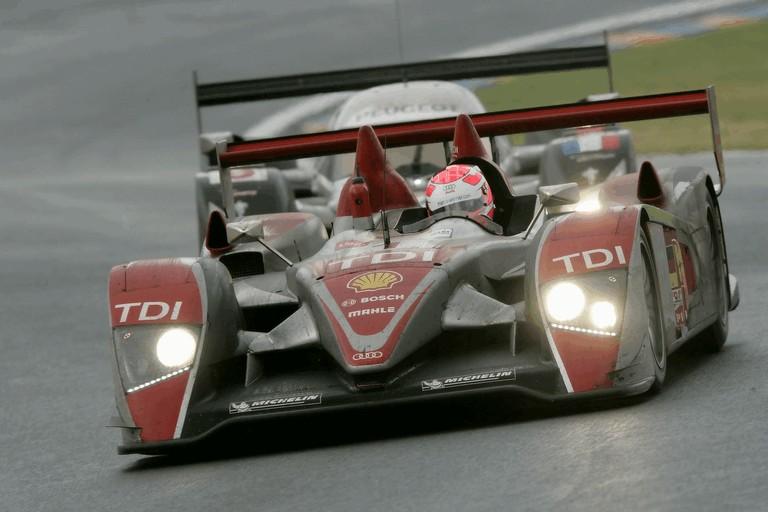 2008 Audi R10 TDI Le Mans Winner 495627
