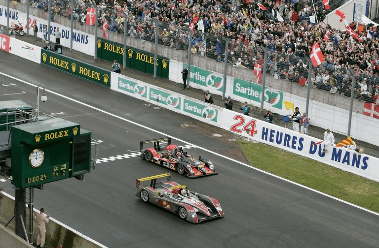 2008 Audi R10 TDI Le Mans Winner 495633