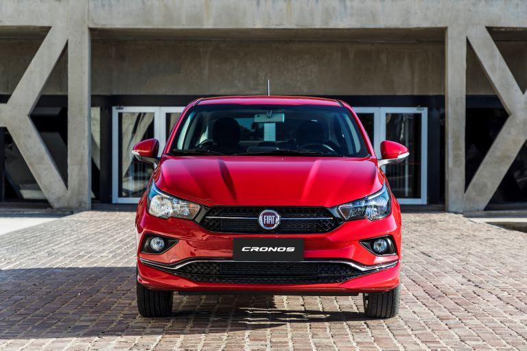 2019 Fiat Cronos Precision 1.8 Automatico Flex 4p 521669