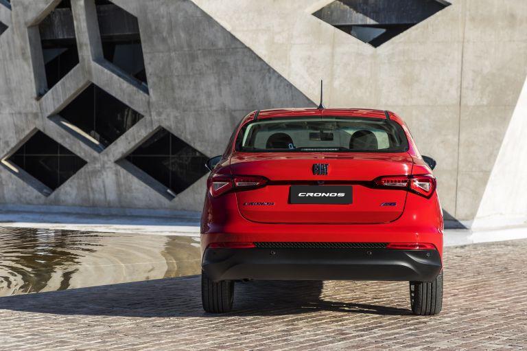 2019 Fiat Cronos Precision 1.8 Automatico Flex 4p 521670
