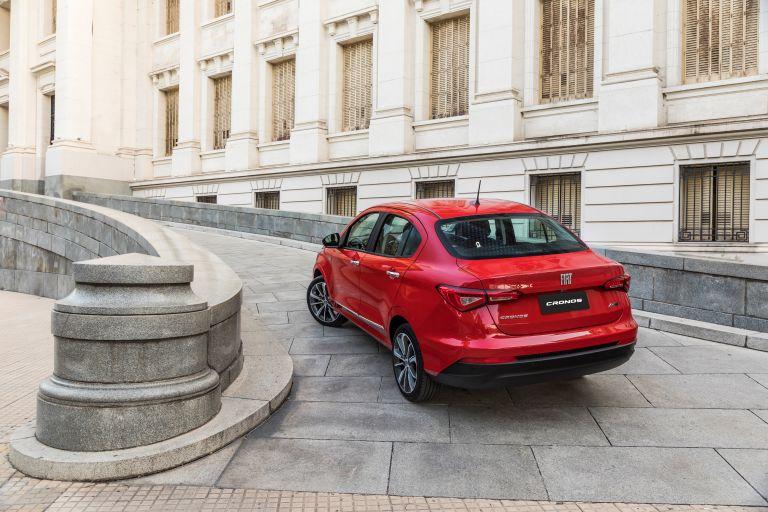 2019 Fiat Cronos Precision 1.8 Automatico Flex 4p 521672