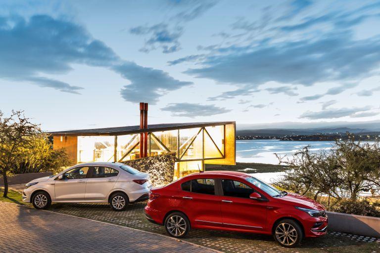 2019 Fiat Cronos Precision 1.8 Automatico Flex 4p 521681