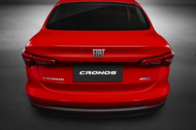 2019 Fiat Cronos Precision 1.8 Automatico Flex 4p 521698