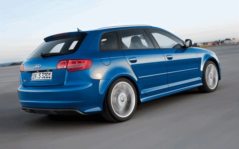 2008 Audi S3 sportback 227140