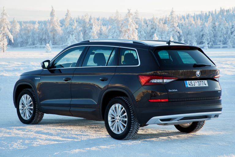 2018 Skoda Kodiaq Scout #522214 - Best quality free high resolution car  images - mad4wheels