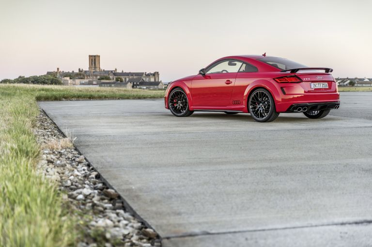 2019 Audi TTS coupé - Isle of Man 522385