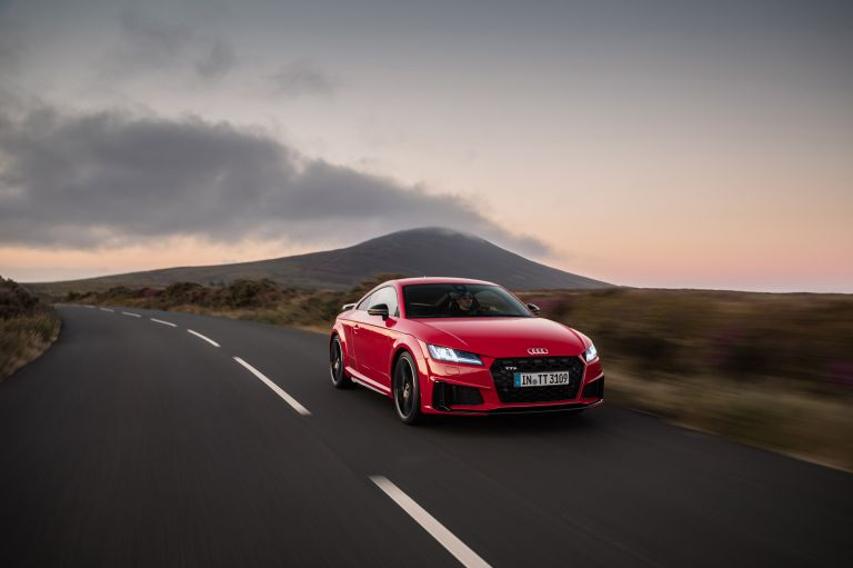 2019 Audi TTS coupé - Isle of Man 522403